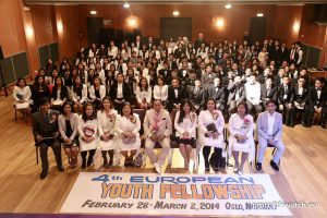 4th Europe Youth Conference Activates Young People Towards Global Mission!