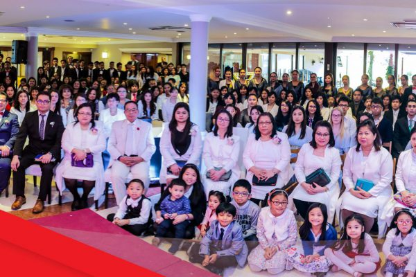 Youth Conference 2018 Congregation Grand Worship